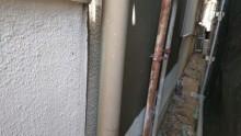 外壁モルタル下地塗