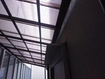 屋根見上げ状況2