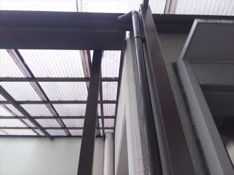 屋根見上げ状況3