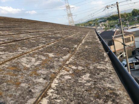 屋根カラーベストの状況