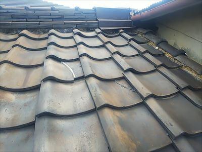 屋根瓦 ズレ