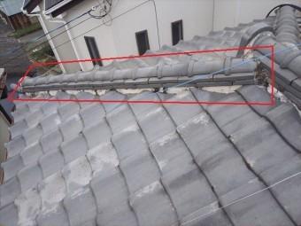屋根瓦隅棟