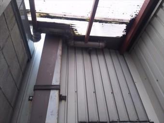 屋根見上げ状況5