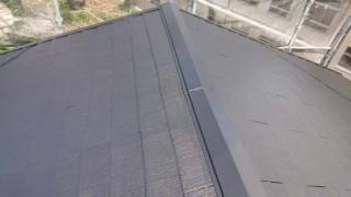 大屋根部完了
