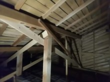 外壁・屋根下地板の現況