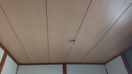和天井完了