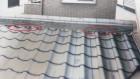 下屋棟漆喰ハガレ状況
