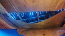 天井裏雨漏れ状況