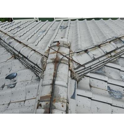 瓦屋根 雨漏り 工事のご提案