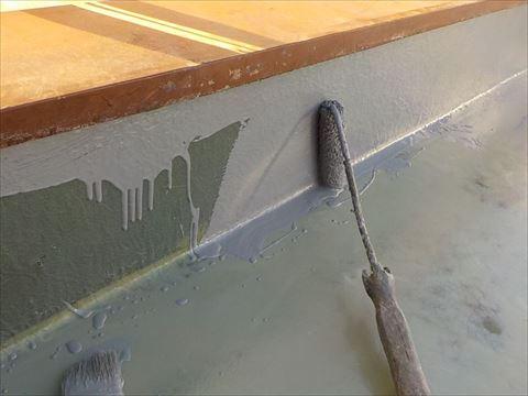 立上り塗料