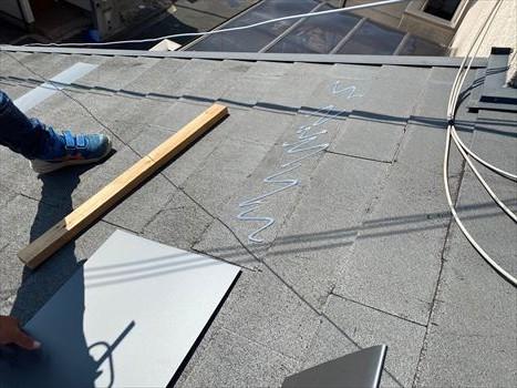 ガルバリウム鋼板 カバー工事 接着剤