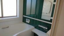 浴室改修完了