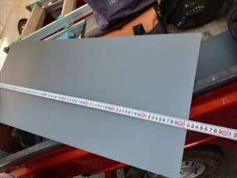 ガルバリウム鋼板 レサスひび補修