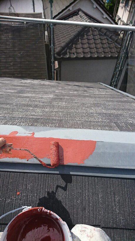 屋根金物錆び止め