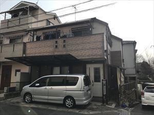 堺市西区 現地調査 全景