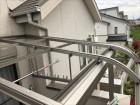 カーポート屋根飛散