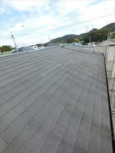 屋根 着手前
