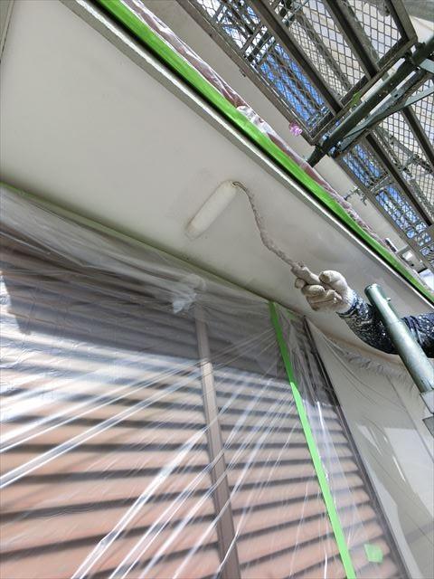 外壁塗装 軒裏塗装