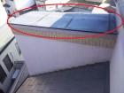 階段室屋根現状