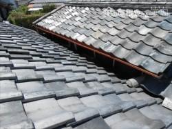 屋根取り合い部分