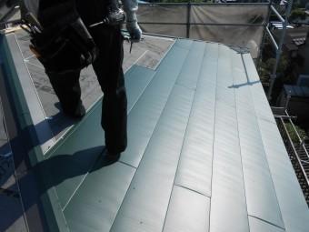 屋根 横暖ルーフ