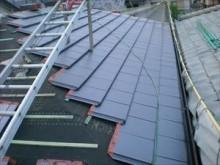 屋根材装着 コラム