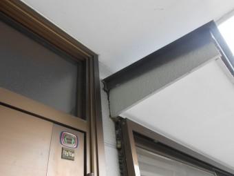 外壁コーキング劣化