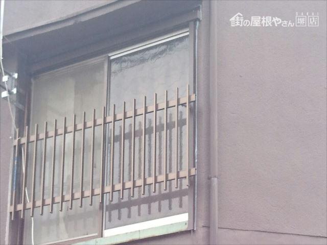 外部窓枠 コーキング