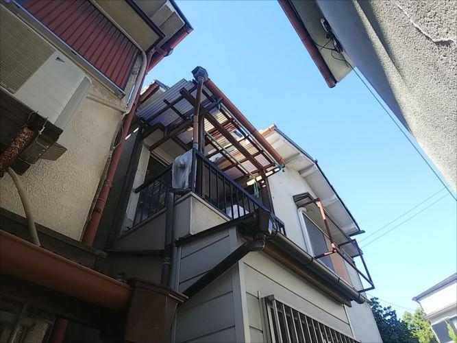2階 波板