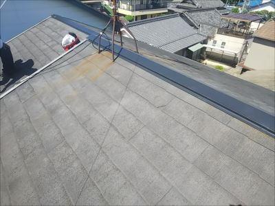 施工事例 完工写真2 ガルバリウム鋼板