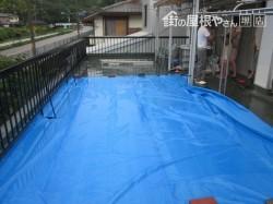 防水工事 現地調査