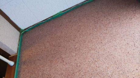 天井ジプトーン・綿壁仕上がり