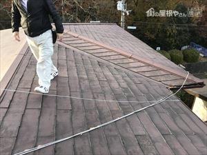 大屋根全景