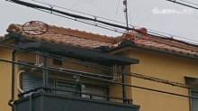 屋根瓦ズレ