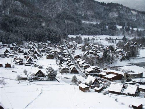 積雪の様子