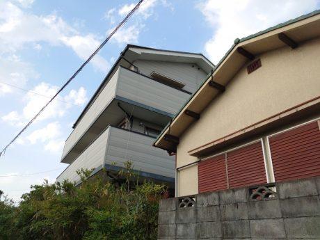 南区より経年劣化による屋根や外壁の改修の依頼を受けました