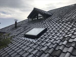 屋根現調 全景