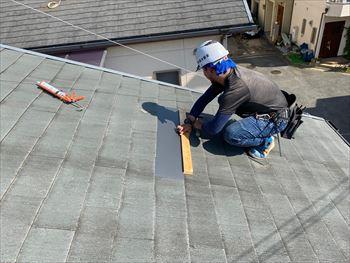 レサス ガルバリウム鋼板 カバー補修