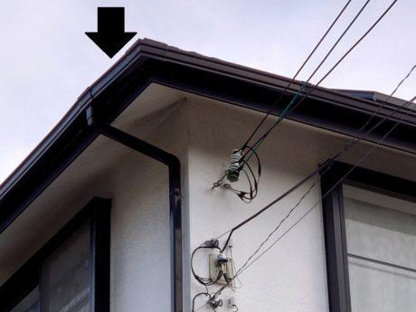 和泉市より突風被害を受けられたお客様より点検調査のご依頼