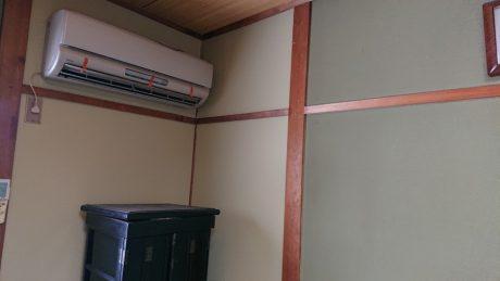 壁クロス補修