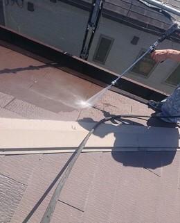 高圧洗浄 屋根塗装 必要な理由