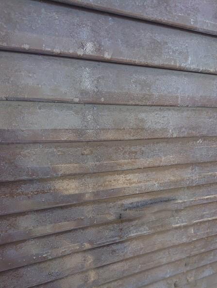 雨戸 塗装前 塗装工事